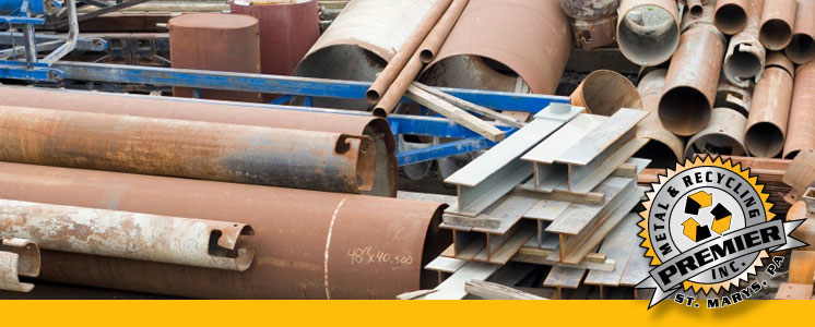 Contact Premier Metal & Recycling: Buyers of Industrial Scrap Metals and Powders