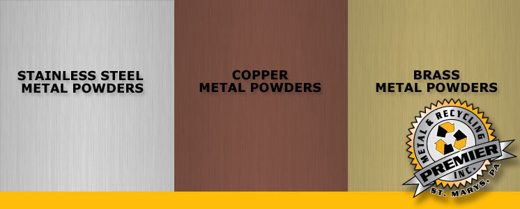 Buyer of Scrap Metal Powders for Recycling